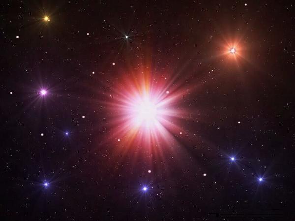 Resultado de imagen de La estrella más brillante del firmamento