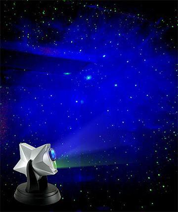 Planetarium Blue Paint